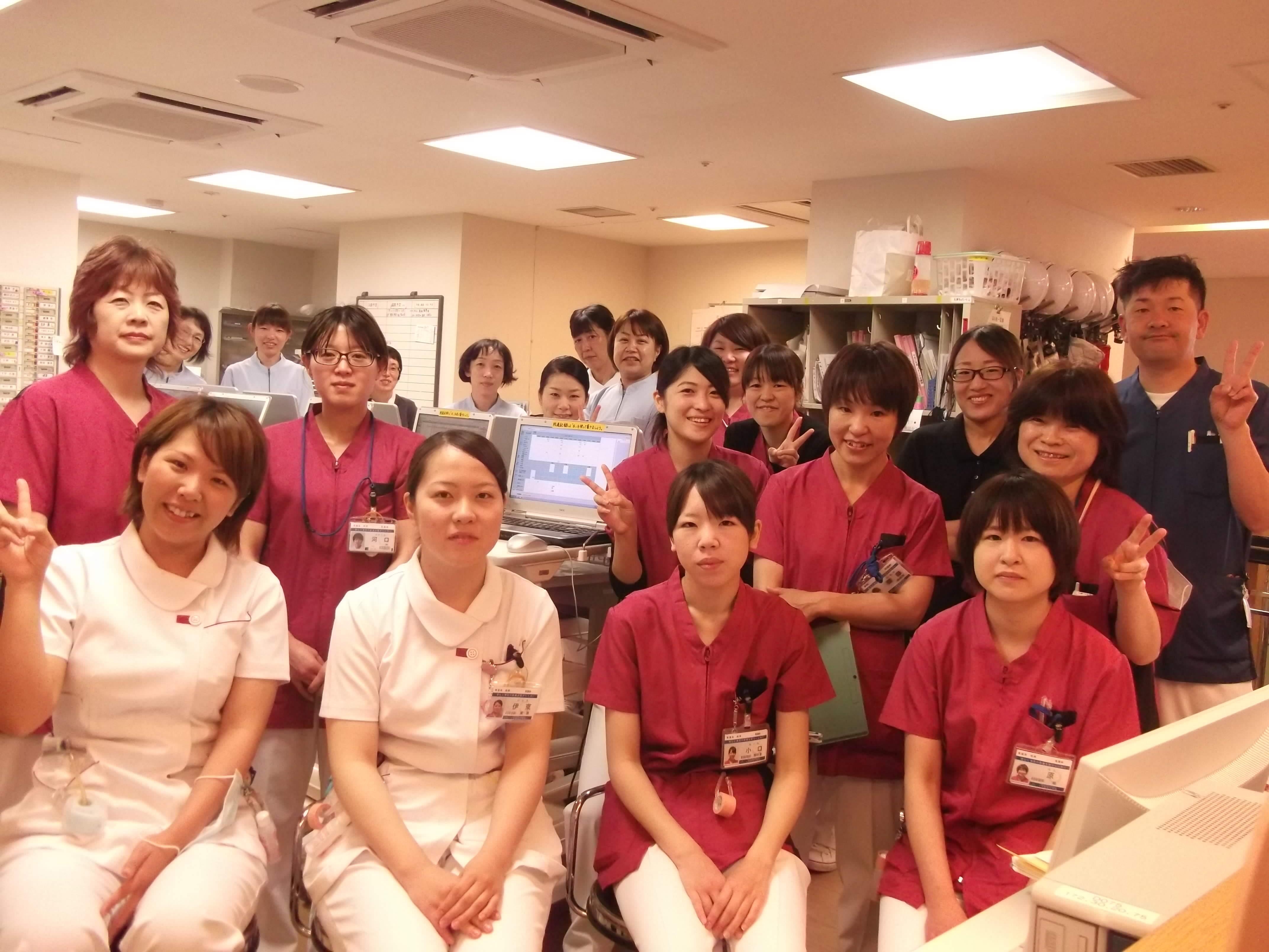看護部門 画像